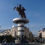 Estátua de Alexandre o Grande