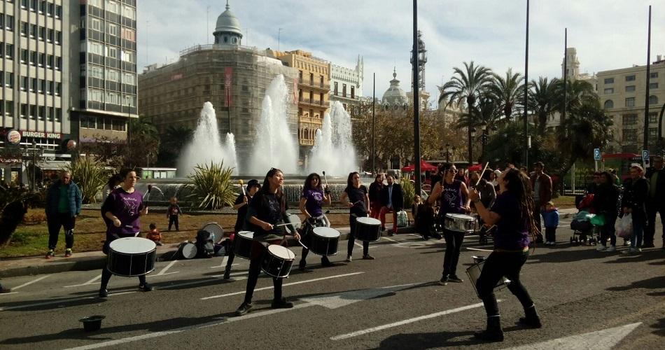 artistas de rua valencia