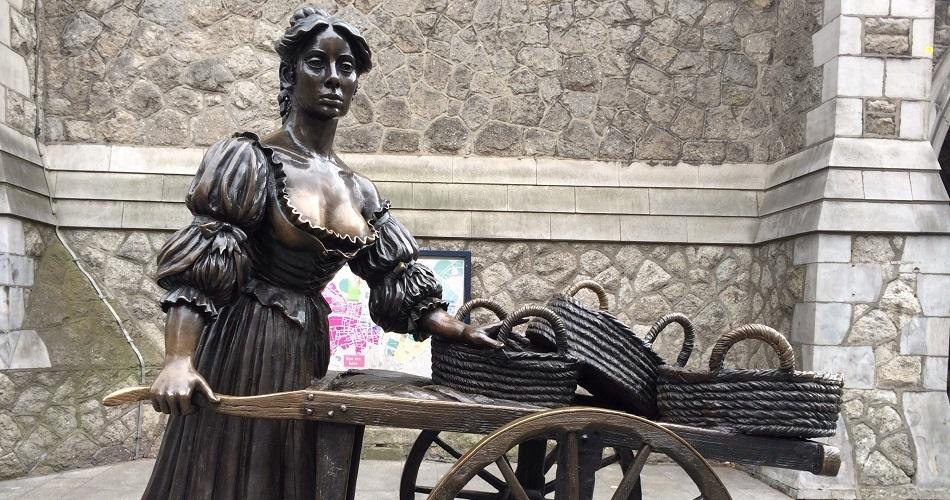 estatua-de-molly-malone