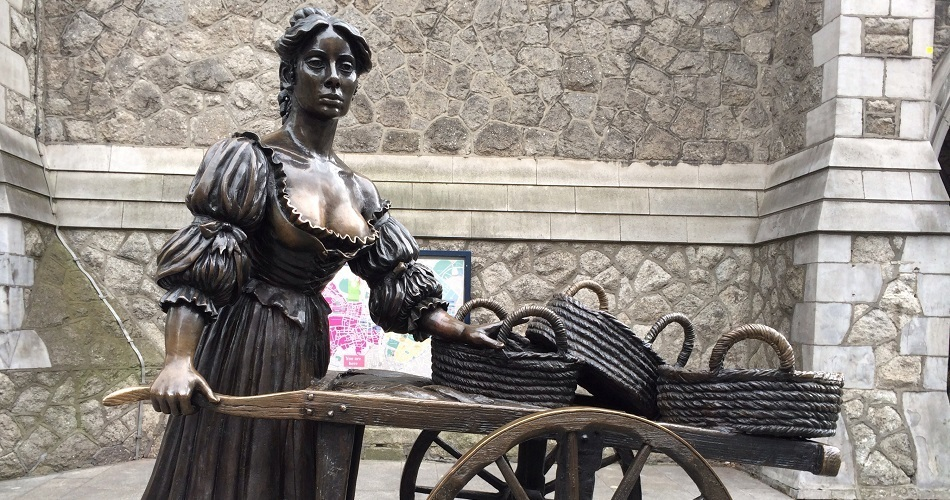 estatua-de-molly-malone
